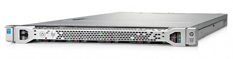 Стоечный сервер HPE ProLiant DL160