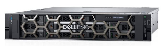 Стоечный сервер PowerEdge R540