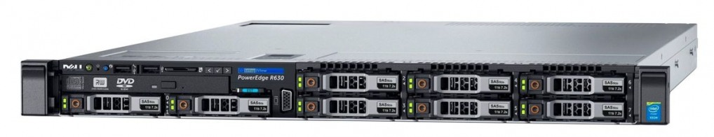 Сервер для установки в стойку PowerEdge R630