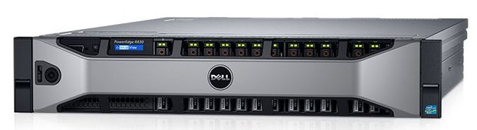 Стоечный сервер PowerEdge R830