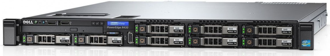 Стоечный сервер PowerEdge R430