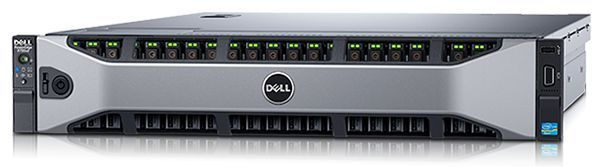 Стоечный сервер PowerEdge R730xd
