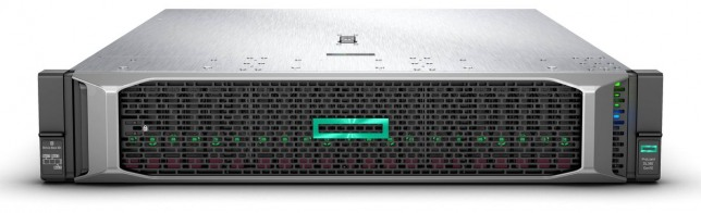Стоечный сервер HPE ProLiant DL385